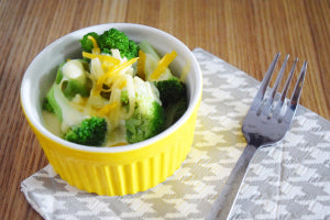 Broccoli  Cheese Dunk