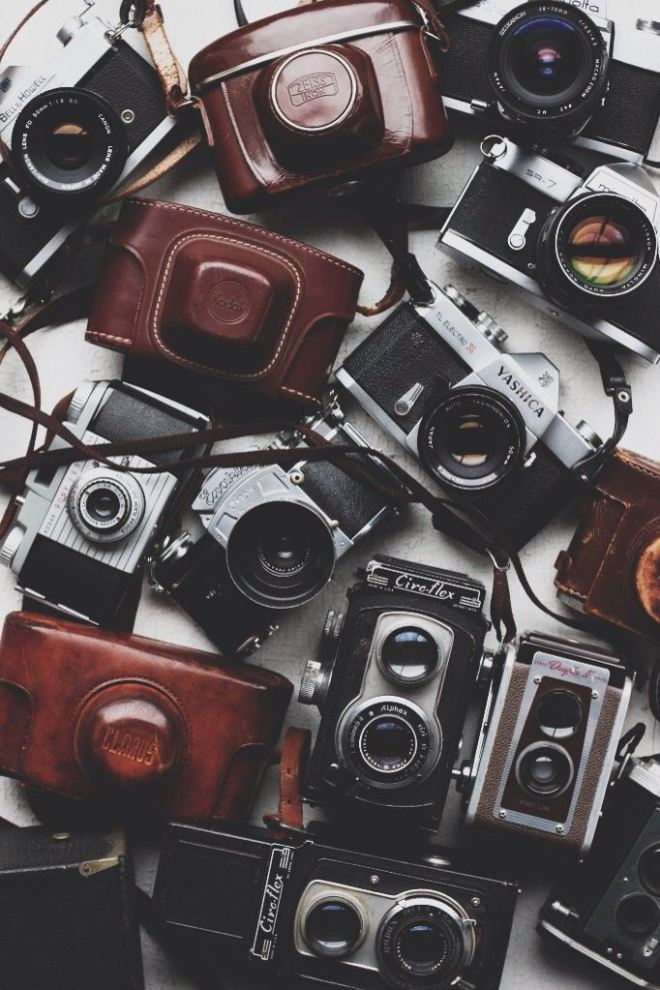 old cams