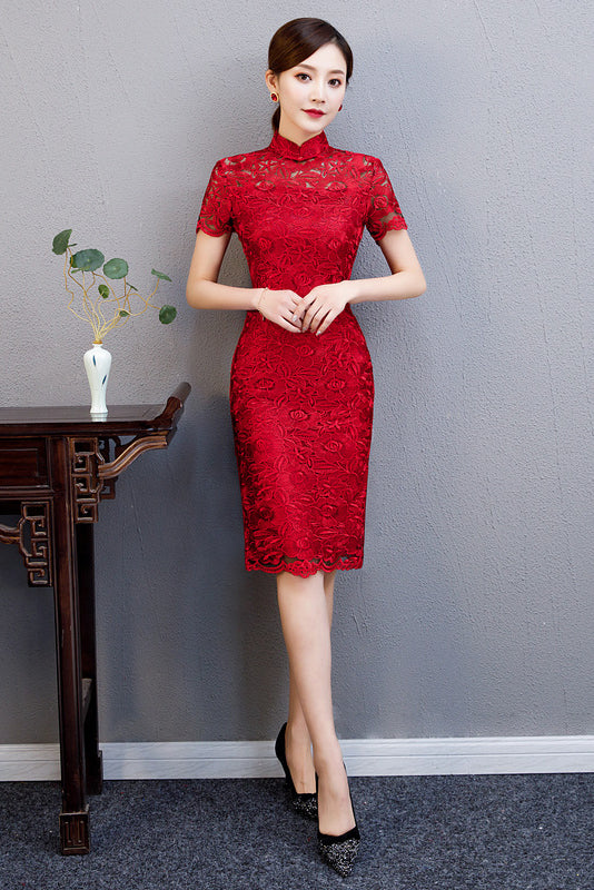 Kimberly Cheongsam (More Colors)