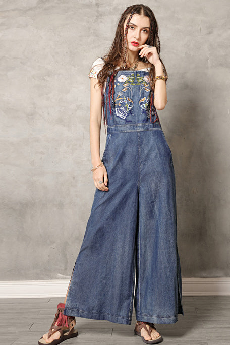 Olga Dungaree (Non-Returnable)