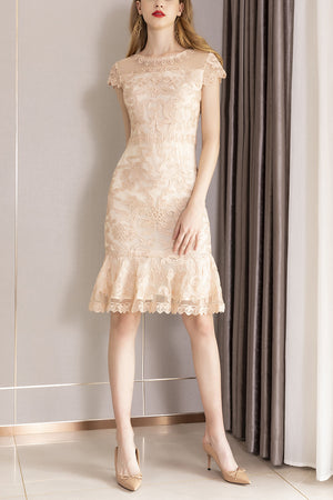 Meghan Dress (More Colors)(Non-Returnable)