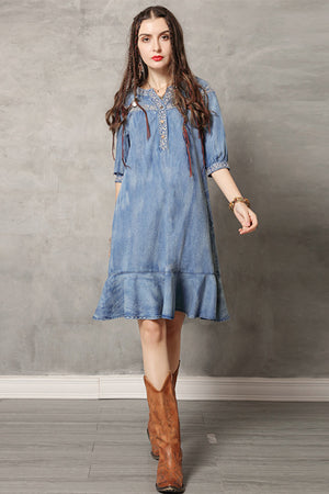 Deborah Dress (Non-Returnable)