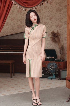 Betsy Cheongsam (More Colors) (Non-Returnable)
