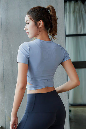 Brittany Gym Top (More Colors)