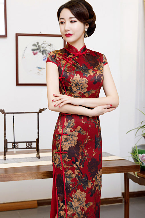 Nejla Cheongsam (More Colors)