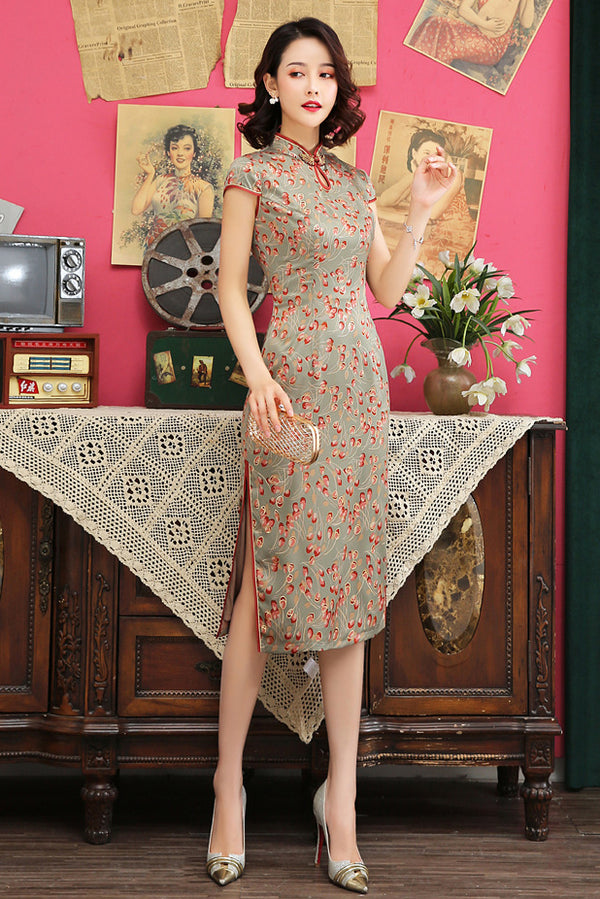 Earline Cheongsam