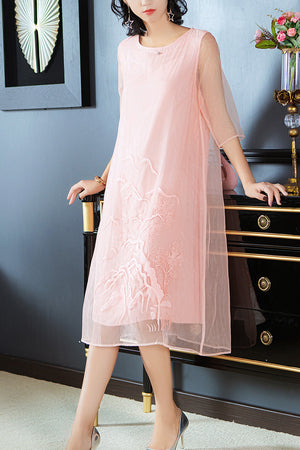 Evelin Dress (Non-Returnable)