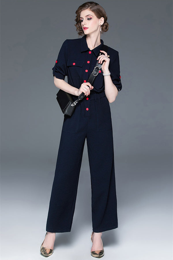 Delila Jumpsuit (Non-Returnable)
