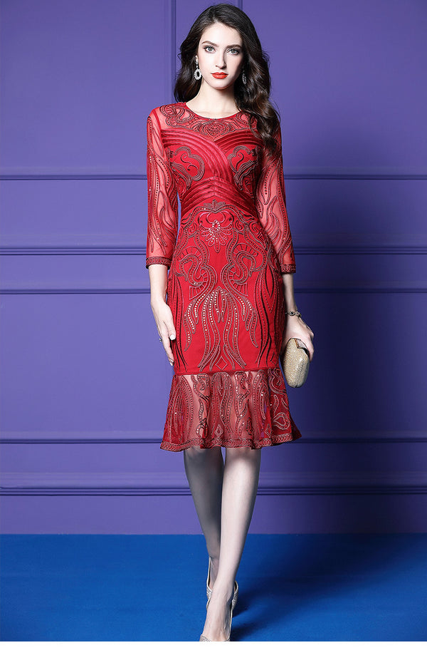 Mafalda Dress (More Colors)