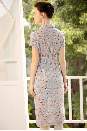 Caitriona Dress(Non-Returnable)