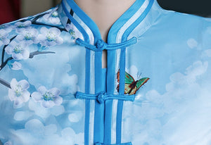 Annie Two-Piece Cheongsam (More Colors)