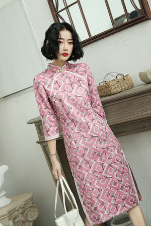 Amalia Cheongsam (More Colors)