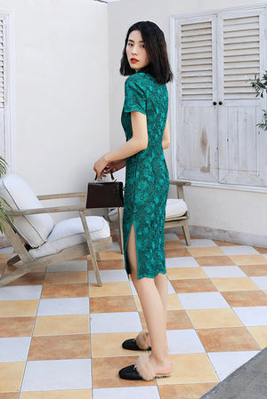 Reene Cheongsam (More Colors)