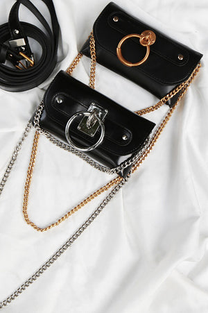 Elpis Two Way Belt Bag (More Colors)