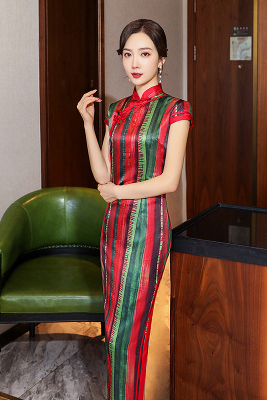 Karthika Cheongsam (More Colors)