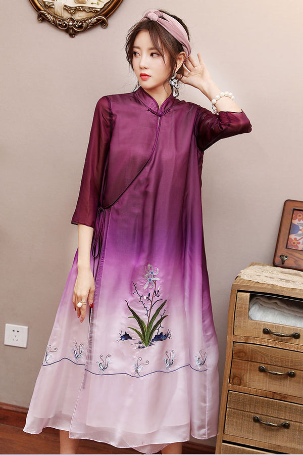Rowanne Cheongsam (More Colors)