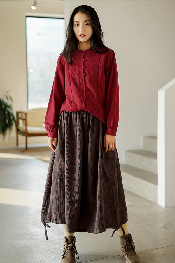 Eliina Skirt (More Colors)