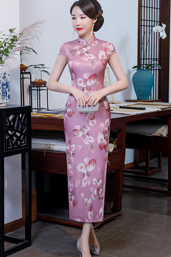Tullia Cheongsam (More Colors)