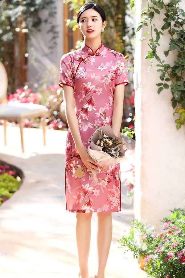 Eirene Cheongsam (More Colors)
