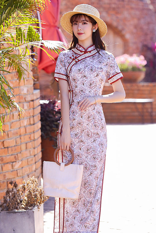 Audie Cheongsam (More Colors)