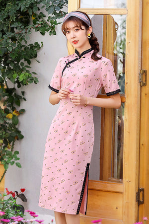 Haniya Cheongsam (More Colors)