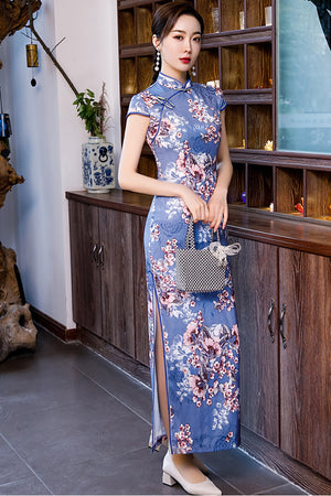 Alina Cheongsam (More Colors) (Non-Returnable)