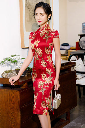 Shirley Cheongsam (Non-Returnable)
