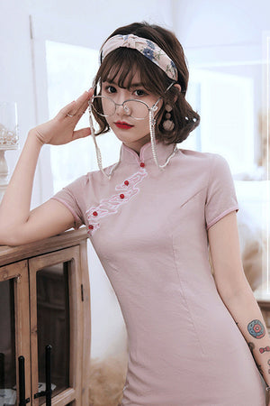 Veronica Cheongsam (Non-Returnable)