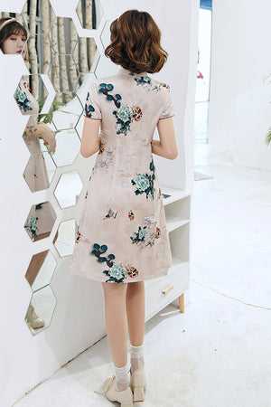 Eve Cheongsam (Non-Returnable)