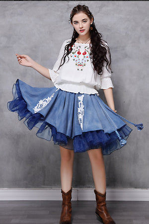 Barbara Skirt (Non-Returnable)