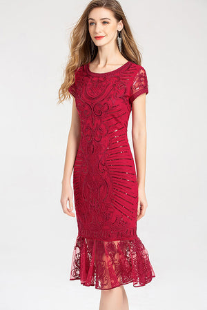 Alessandra Dress (More Colors)