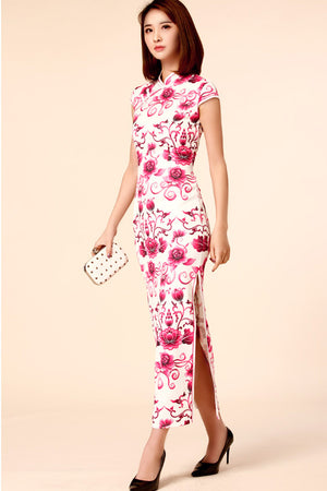Debby Cheongsam (Non-Returnable)