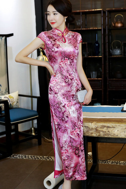 Aliza Cheongsam (More Colors)