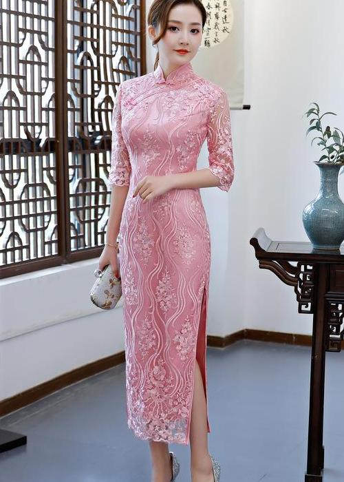 LILA - Mary Cheongsam (More Colors)