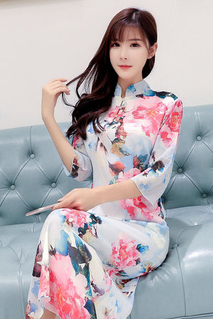 Christa Cheongsam (Non-Returnable)