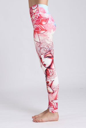 Pisces Yoga Pants
