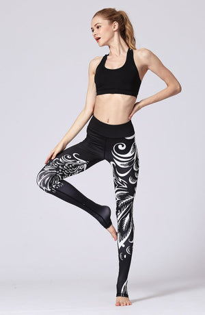 Sandrea Yoga Pants