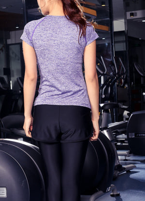 Delphine Gym Top