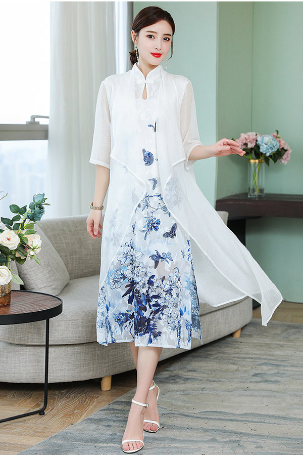 Medina Two Piece Cheongsam