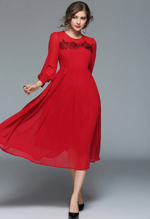 Peggy Dress (Non Returnable)