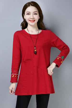 Cecilia Top (More Colors) (Non-Returnable)