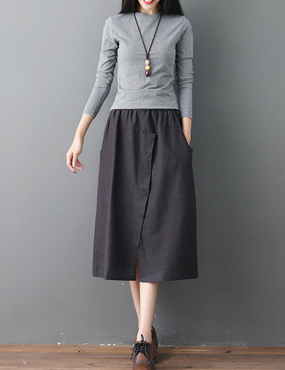 Cedric Skirt (More Colors)