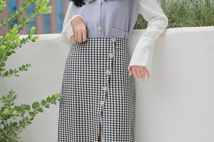 Dianna Skirt (More colors) (Non-Returnable)