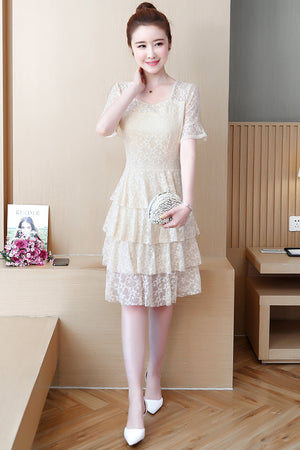 Nancie Dress (More Colors) (Non-Returnable)