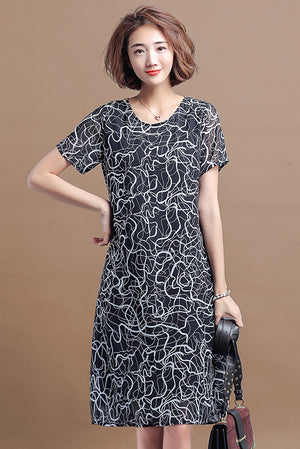 Elinor Dress (More Colors)(Non-Returnable)
