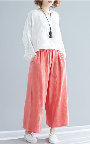 Jill Pants (More Colors)(Non-Returnable)