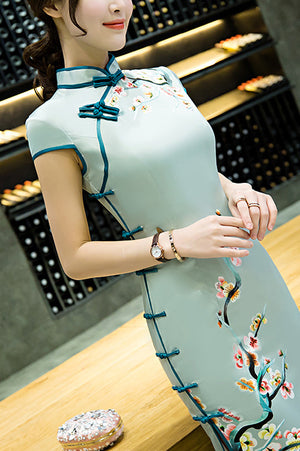 Margarita Cheongsam (Non-Returnable)
