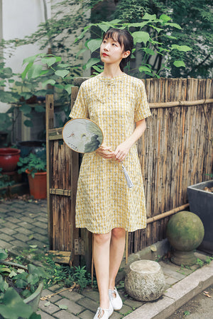 Kay Cheongsam (More Colors) (Non-Returnable)