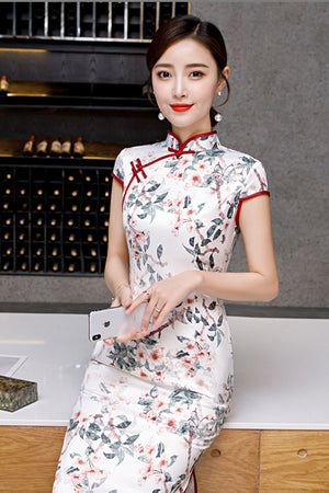 Alienor Cheongsam (Non-Returnable)