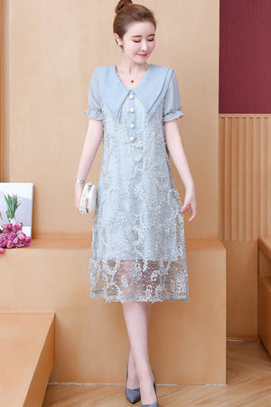 Norah Dress (More Colors) (Non-Returnable)